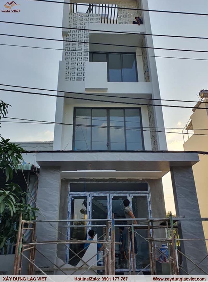 Kết hợp quản lý và thực hiện ngôi nhà hoàn chỉnh
