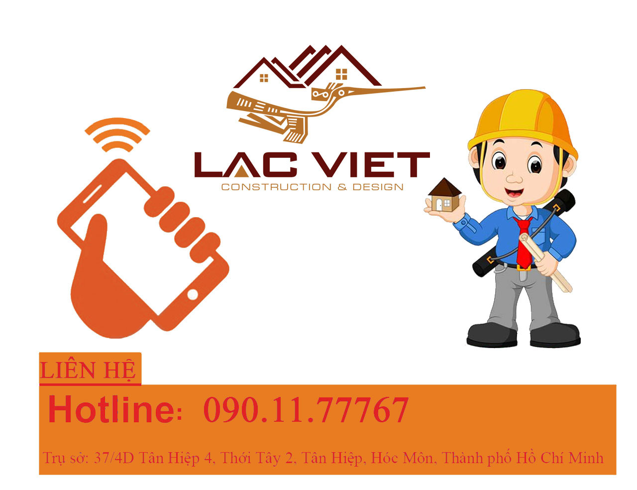 Công ty xây dựng Lạc Việt
