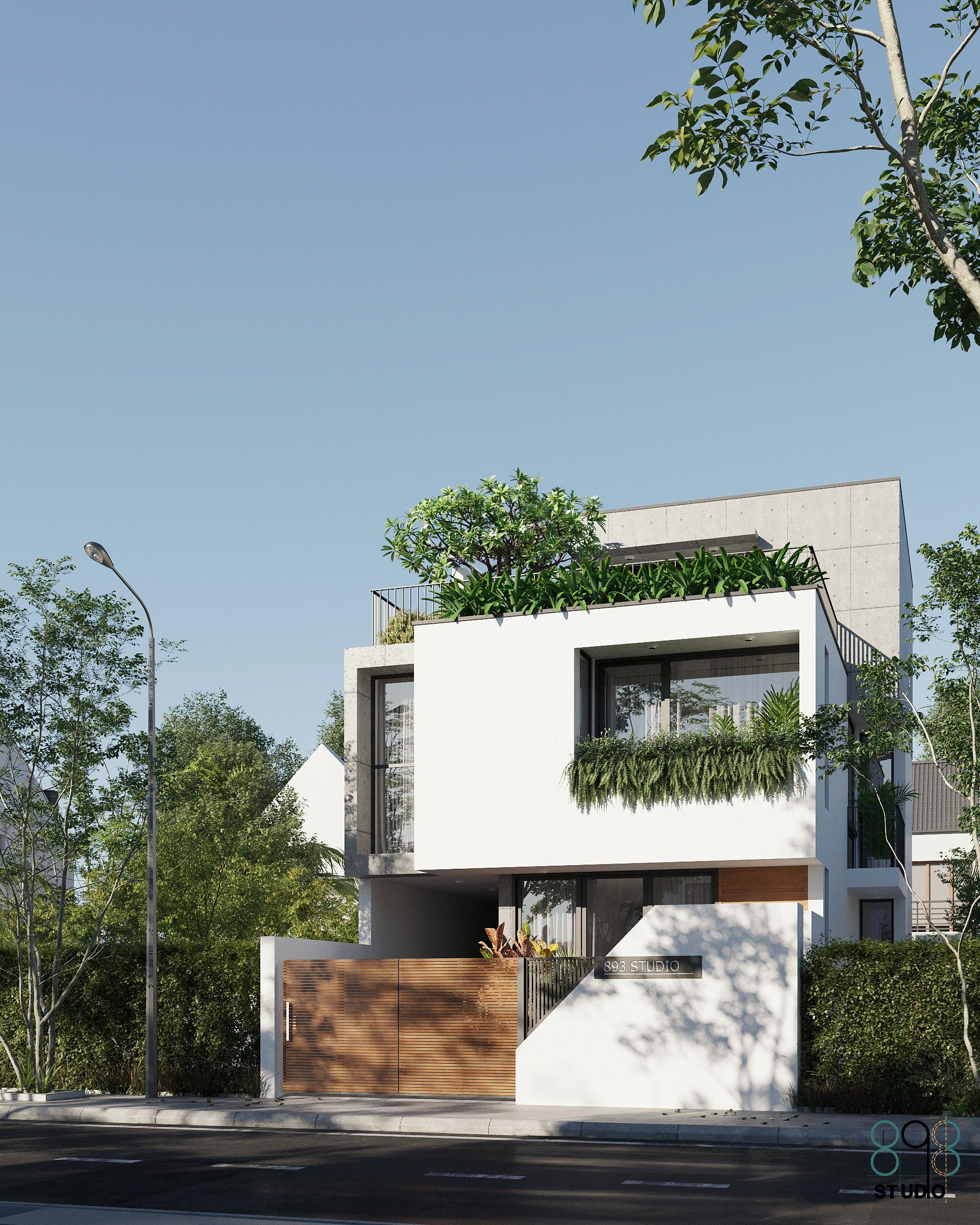 Ngôi nhà theo phong cách Tối giản