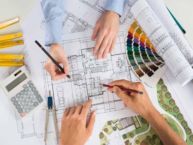 Xác định quy trình theo tư vấn của Kiến trúc sư