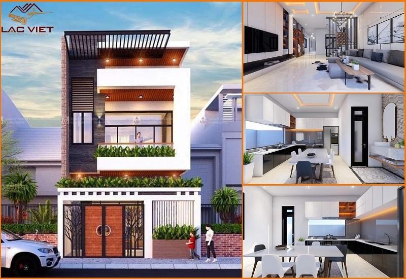 Thiết kế kiến trúc đẹp và đảm bảo đáp ứng đầy đủ yếu tố công năng sử dụng