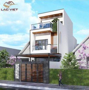 Tổng hợp những mẫu thiết kế nhà phố đẹp, hiện đại của năm 2020