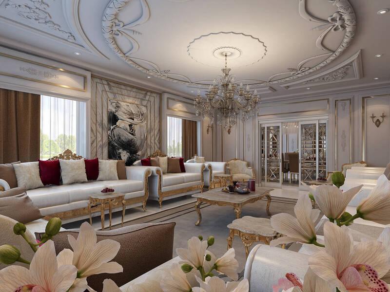 Không gian nội thất rộng rãi, hài hòa, ấn tượng