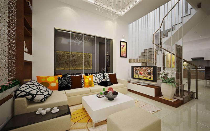 Sử dụng những yếu tố tương phản trong trang trí nhà đem lại tính thẩm mỹ cao