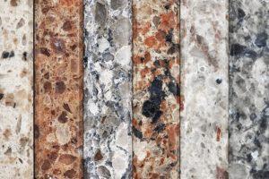 So với đá Granite thì đá Marble có màu sắc đa dạng hơn rất nhiều