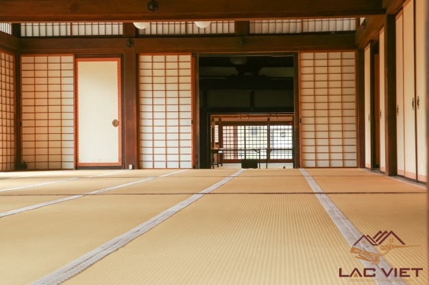 Chiếu Tatami - chất liệu truyền thống của người Nhật