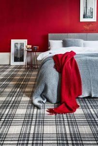 Màu đỏ - chọn màu sơn cho phòng ngủ sẽ không khiến bạn phải hồi hận
