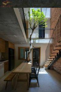 Ngôi nhà hiện đại phải thân thiện với thiên nhiên