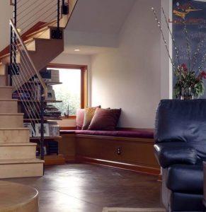 12 Ý tưởng thiết kế gầm cầu thang đẹp cho ngôi nhà hiện đại
