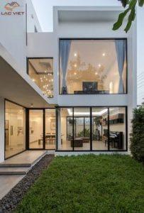 Kiến trúc hiện đại tập trung vào công năng sử dụng