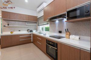 Hệ tủ thông minh giúp căn bếp nhà bạn trông gọn gàng và tiện nghi hơn