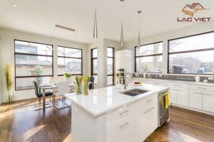 Đảo bếp - là thiết kế không thể thiếu tỏng một căn bếp hiện đại