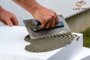 Phương pháp chống thấm gốc xi măng