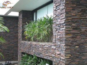 Gạch ốp tường đẹp bằng đá tự nhiên