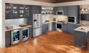 Bếp thông minh đi đầu cho xu hướng thiết kế bếp