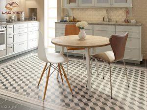 Thiết kế sàn bếp sành điệu