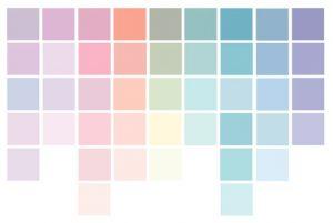 Màu pastel bạn yêu thích nhất là gam màu nào?